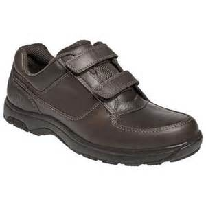 mens shoes velcro closure from sears