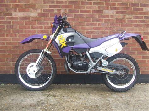 2001 x suzuki rmx 50 50cc moto cross purple