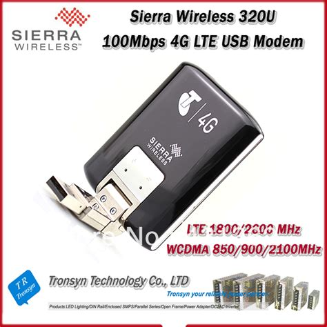 Usb Modem Wireless Aircard 320u free shipping original unlock lte fdd 100mbps wireless aircard 320u 4g lte usb stick and