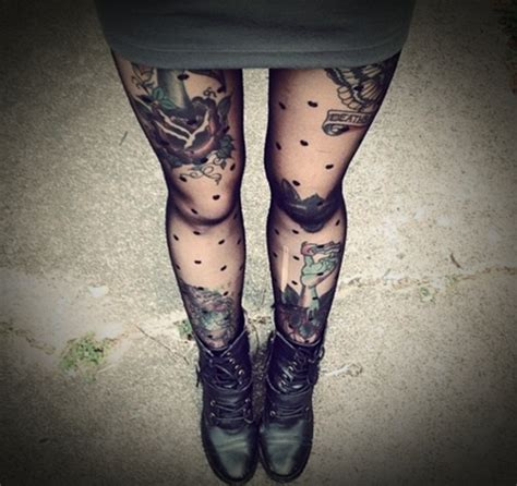 leg tattoos for females leg tattoos and designs page 54