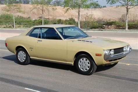 1971 Toyota Celica For Sale Buy Used 1971 Toyota Celica Great Condition In