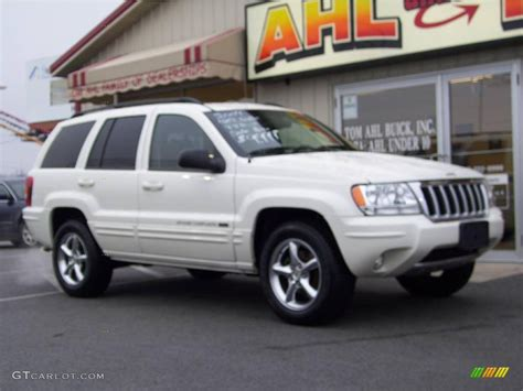 2004 white jeep grand limited 4x4 25062278 gtcarlot car color galleries