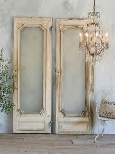 Home Decor Doors by Antique French Double Interior Doors Add To Bookmark