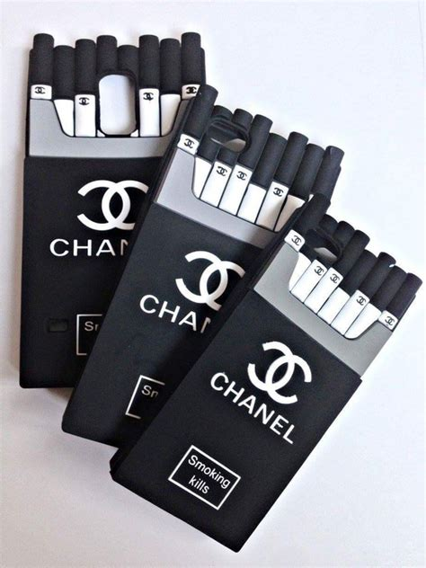 Casing Hardcase Hp Iphone 5s Black Chanel Cigarette X4550 chic luxury iphone 4 4s 5 5s 6 cover 183 nouveau craze 183 store powered by storenvy