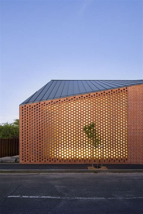 pattern house st john street perforated building facades that redefine traditional design