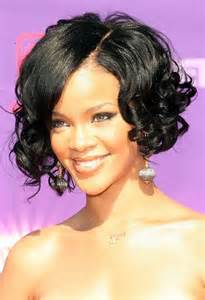 bob haircuts black hair and wavy black hair short wavy bob hairstyles for girls adworks