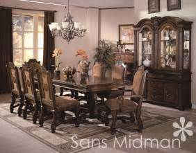 Formal Dining Room Sets For 12 by Formal 12 Piece Renae Dining Room Set Table 10 Chairs