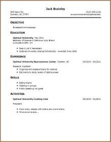 Writing A Resume For A by How To Write A Resume With No Experience Best Business Template