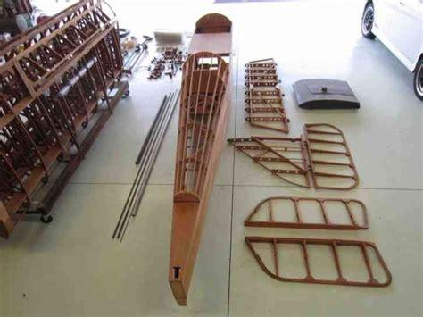 Wood Ultralight Aircraft Plans
