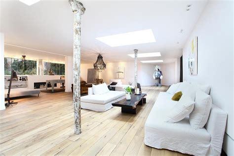white loft classy white loft design interior design ideas