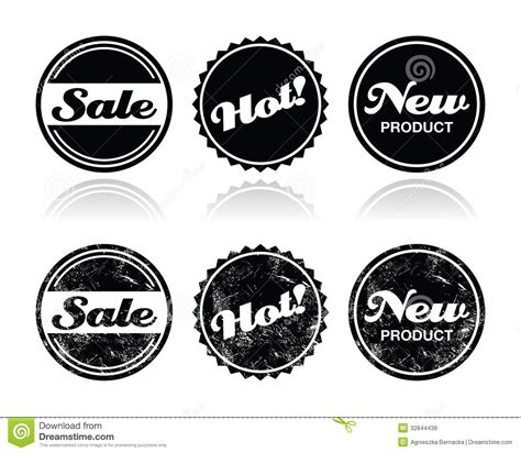 retro icons 20 free sets for vintage themed designs shopping retro badges sale new hot product stock