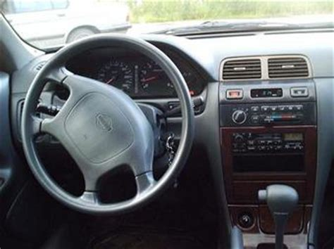 Nissan Maxima 1999 Interior by Used 1999 Nissan Maxima Wallpapers