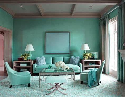 Cheerful Paint Colours For Your Walls And Blue Living Room