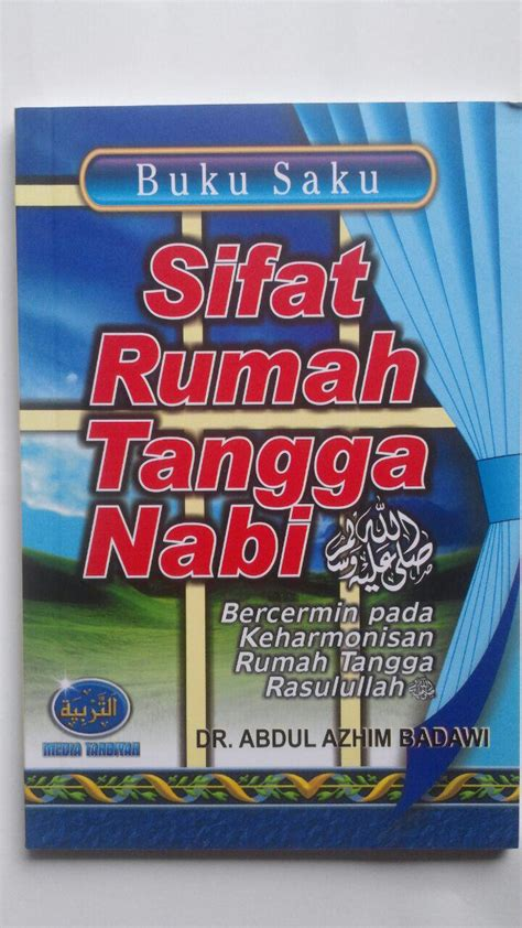 Ritual Sunnah Setahun Media Tarbiyah buku saku sifat rumah tanggal nabi