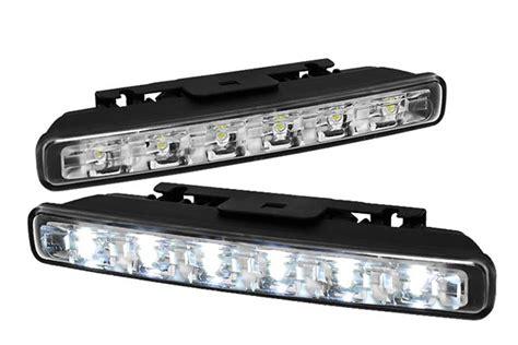 Led Drl spyder led daytime running lights best price on spyder drl lights for cars trucks suvs