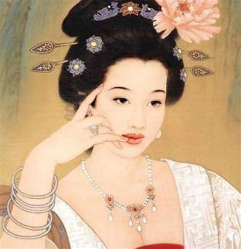 杨玉环与唐玄宗如何一见钟情 从此君王不早朝 中国作家网