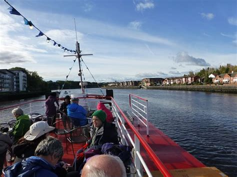 party boat on tyne foto de river escapes day boat tours newcastle upon tyne