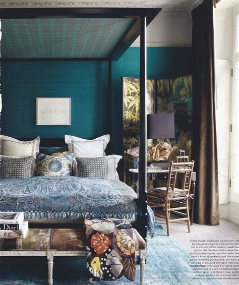 indigo blue bedroom indigo bedroom my house needs this pinterest
