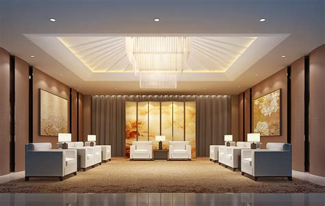 what is modern design modern chinese style reception room design