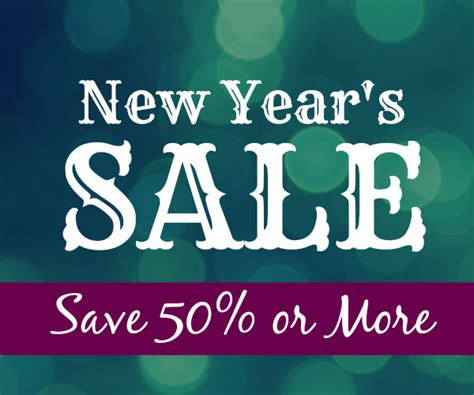 new year by the sales new year sale the sale of the year where a
