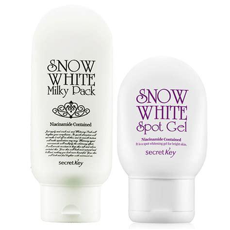 Secret Key Snow White Spot Gel 65g secret key snow white pack 200ml snow white spot