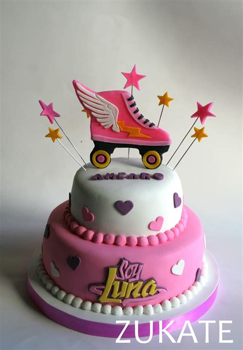 imagenes de tortas soy luna torta de soy luna para amparo zukate