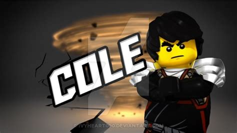 Lego Ninjago Cole Of Earth cole of earth by electric bluejay on deviantart