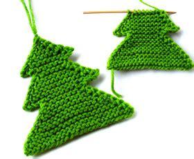 xmas tree knitting pattern knitting craft tutorial