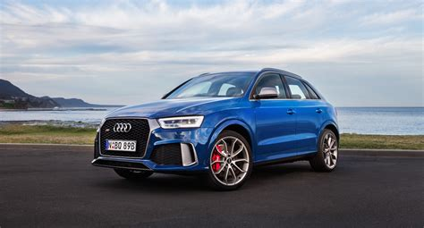 Audi Rs Q3 2017 audi rs q3 performance review caradvice
