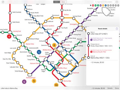 singapore mrt map explore singapore mrt map on the app store