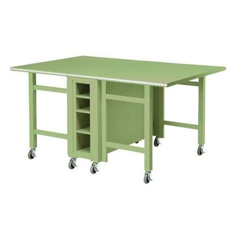 martha stewart collapsible craft table kid s room