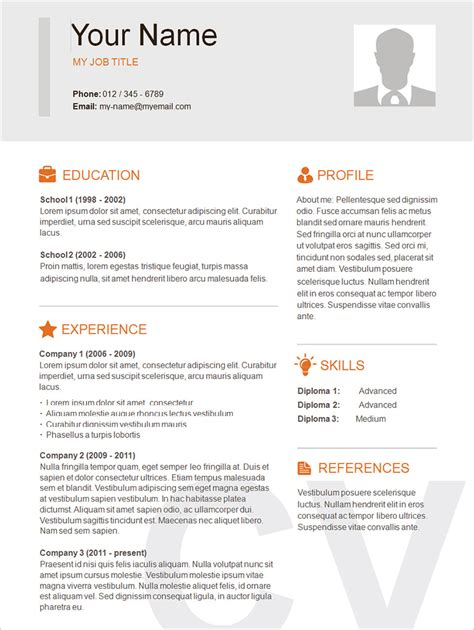 acting resume format beautiful simple example resume examples of