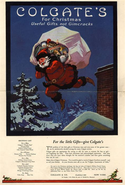 christmas gift advertisement vintage advertisements of the 1920s