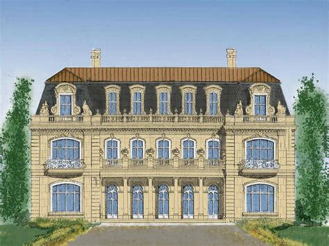 mansion home designs chateau mansion home plans country mansions