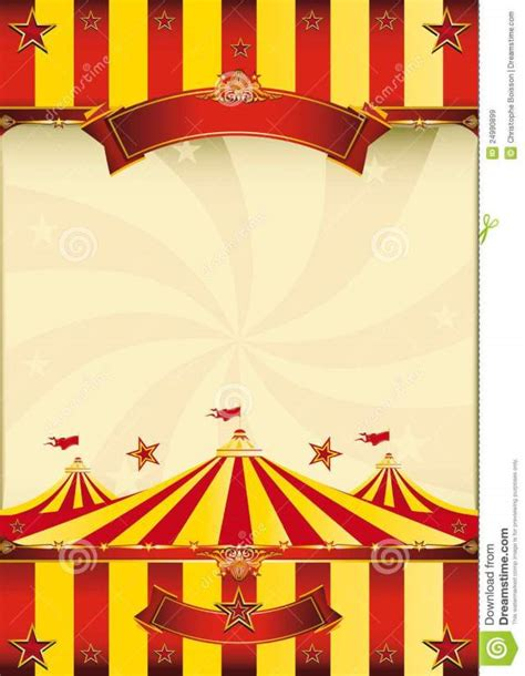 Blank Carnival Flyer Template Free Download Aashe Circus Poster Template Free