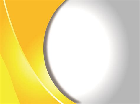 yellow corporate ppt backgrounds grey technology white