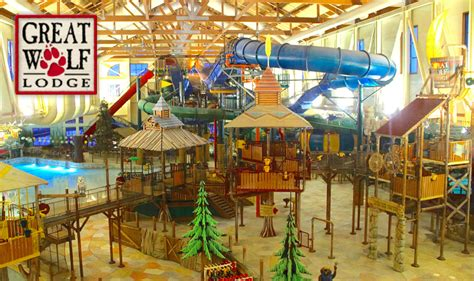 great wolf lodge christmas