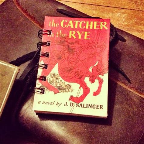 The Catcher Notebook 17 best images about catcher in the rye on