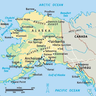 map us canada alaska home is where you park it day 27 of our rv journey to