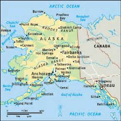 map of alaska and canada home is where you park it day 27 of our rv journey to