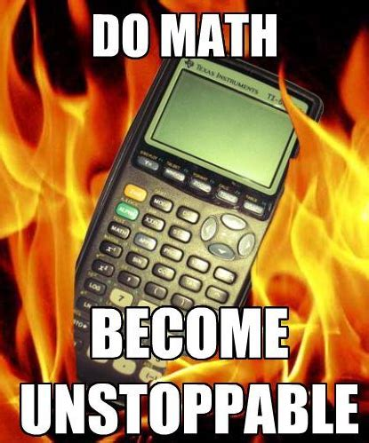 Becoming Unstoppable la mejor calculadora universo