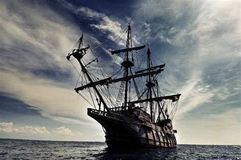 Canvas Painting For Home Decoration popular pirate ship paintings buy cheap pirate ship