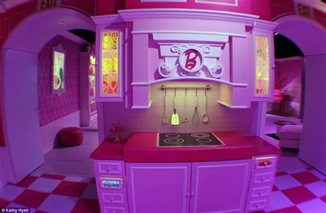 life size barbie doll house world s first ever life size replica of barbie s