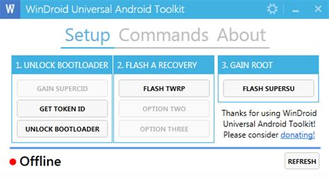 android toolkit windroid universal android toolkit v2 1 free here gsm helpful all you need for