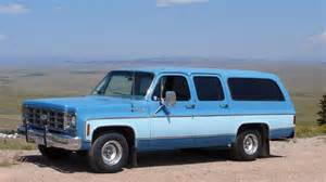 1978 chevrolet suburban silverado 350 ci automatic