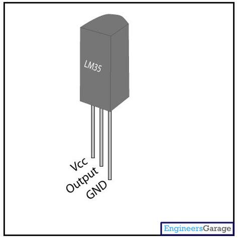 lm temperature sensor datasheet pin diagram