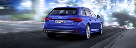Audi A4 Avant Abmessungen by Audi A4 Avant B9 Abmessungen Technische Daten