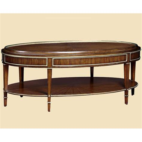 marge carson coffee table marge carson tan03 tango oval cocktail table discount