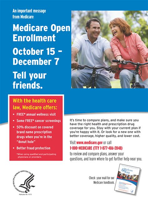 open enrollment flyer template medicare open enrollment flyer images