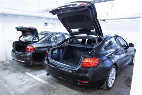 Bmw 3er Vs 4er Gran Coupe by Bmw 320d Und 418d Vergleichstest Daten Preise